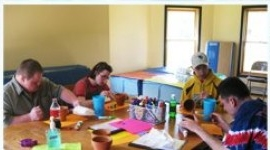 The Bridges Foundation - Social Activities - Gardening